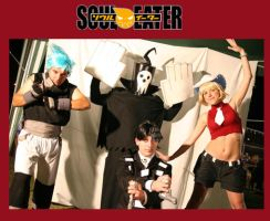 Soul eater group by Elisa-Erian