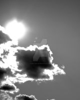 Silhouetting Clouds by fireatwill916