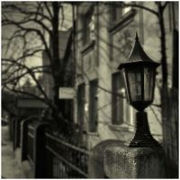 Old City Light by Virus69