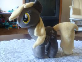 Derpy Hooves Plush by Revilynn