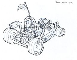 pedro car by bishoper