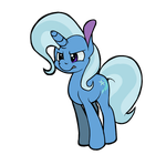 Angry Trixie [Sticker Available] by Enma-Darei