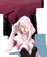 Gwen Stacy by AbyssOkami