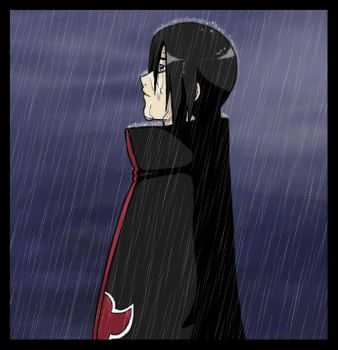 Itachi. by abzies
