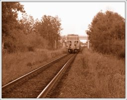 The Old Train. by johnedgar