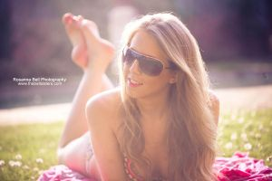 Beachy Blonde - Day 104 by rosannabell