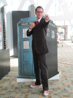 Doctor Who by NotoriousDogfight