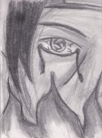 Drawing with Graphite - Itachi by Tailef