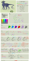 :Lupusugon Species Ref | COMPLETE: by MamaMadi