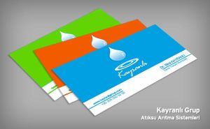 Kayranli Group Business Cards by eskikitapci