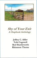 Shy of Your Exit by RedShuttleworthPoet