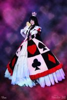 Tomoyo - Queen of Heart by SAlbi