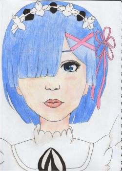Rem by fluffycandle