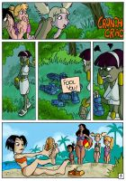 footing in the park sequel page 04 by JinksLizard