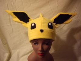 Jolteon Hat by FleeceMonster