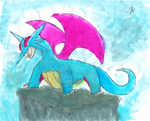 Top of the World by Ankoku-Flare
