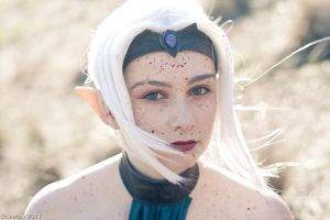 Dragon Age Origins: Neria by HayleyElise