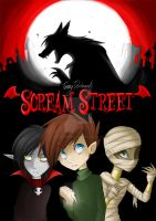 Commish::. Scream Street by MarticusProductions