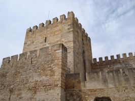 Castle Top by Lusitana-Stock