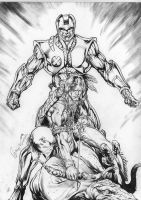 Turok X-O manowar by justbuzz