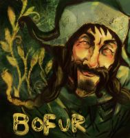 Bofur by shinigami714