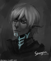 Fenris by Sheaynn