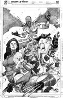 the Uncanny X-Force by Arioanindito