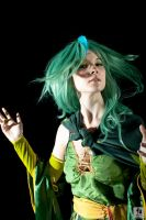 Rydia: Magic by ShaeUnderscore