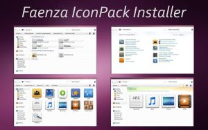 Faenza IconPack Installer by Mr-Ragnarok