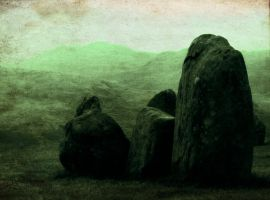 megalith by RickHaigh