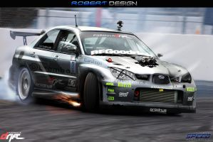 Subaru Drift by Rob3rT----Design