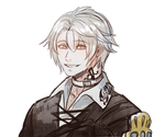 Thancred doodle by chellchell