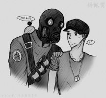 __TF2: friend..?__ by xCheckmate