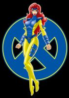 Jean Grey Prestige Series by Thuddleston