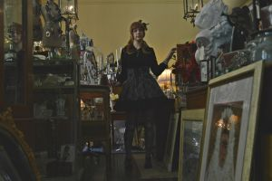 Antiques and Curios by MaikaCosplay