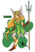 Riesz by ebonydragon
