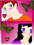 Phineas x Isabella by alexi-mia