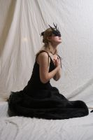 Dark Masquerade 2 by lindowyn-stock