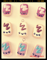Pastry Charms by SabrinaDeeBerry