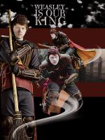 Weasley is our king by Miss-deviantE