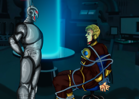 Ultron x Hank Good Morning Doctor... by nupao