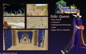 Dwarf Woodlands, Side: Queen [DOWNLOAD] by redRevolutionnaire