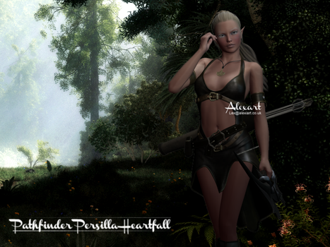 EverQuest - Persilla by Alexiart2011