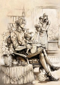 Little Home by STECHA191
