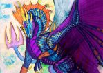The King by Galidor-Dragon
