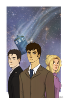 Doctor Who by 3712