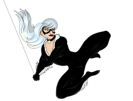 Black Cat by Kumata