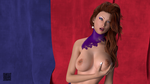 Simple Nude 004-002 - Landscape - Bust by cwichura
