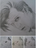 Matt Smith WIP by Jucchan
