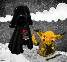 i choose you yoda by berkozturk